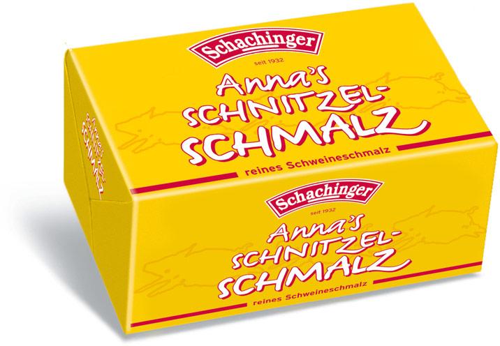 Anna`s Schnitzelschmalz